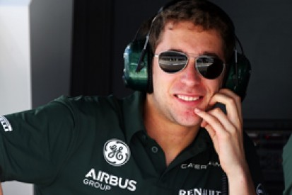 Bahrain GP: Robin Frijns to make F1 practice debut with Caterham