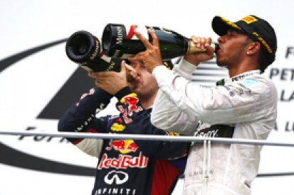 Lewis Hamilton: Red Bull a huge threat in 2014 Formula 1 title race
