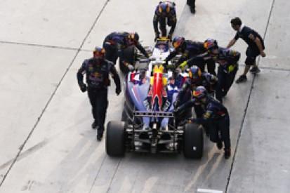 Malaysian GP: Red Bull says Daniel Ricciardo's grid penalty harsh