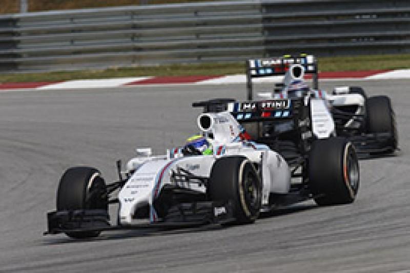 Malaysian GP: Felipe Massa says he was right to ignore Williams