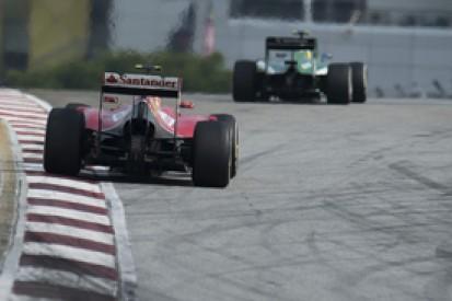 Malaysian GP: Kimi Raikkonen says Kevin Magnussen destroyed race