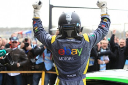 Brands Hatch BTCC: Colin Turkington wins reversed-grid finale