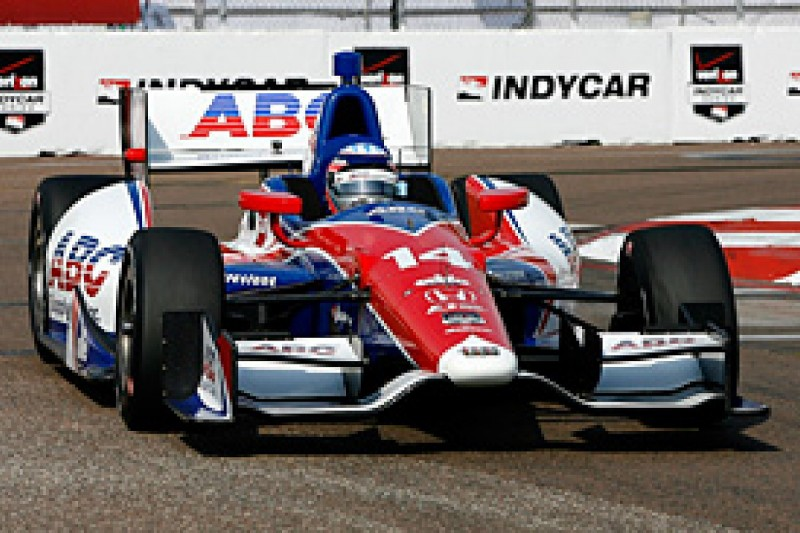 St Petersburg IndyCar: Sato grabs pole in delayed qualifying