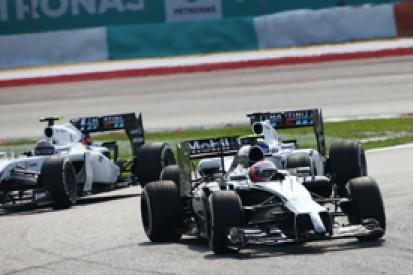 Malaysian GP: Magnussen self-critical after Raikkonen clash