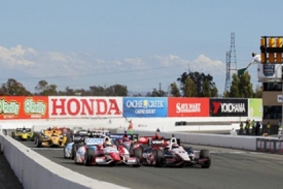 IndyCar drops double-file restarts for road/street tracks and Indy