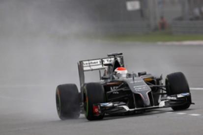Malaysian GP: Adrian Sutil seeks Formula 1 wet tyre improvements