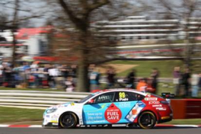 Brands Hatch BTCC: Jason Plato stays on top