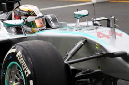 'Rubber tube' stopped Lewis Hamilton's Mercedes in Australian Grand Prix