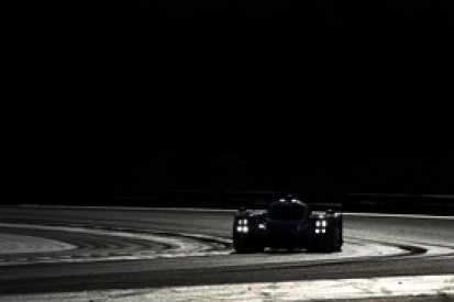 Paul Ricard WEC test: Porsche 919 Hybrid ends night session on top