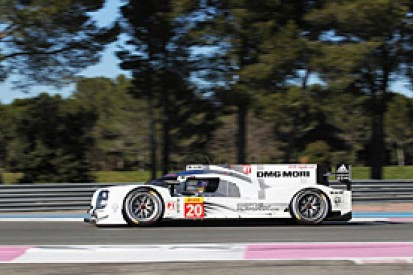 Porsche lowers hybrid energy output of WEC challenger