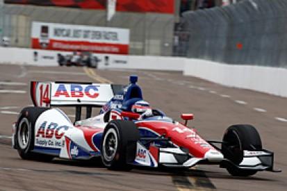 St Petersburg IndyCar: Takuma Sato quickest in second practice