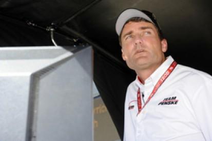 Penske's Tim Cindric taunts Chip Ganassi before IndyCar opener