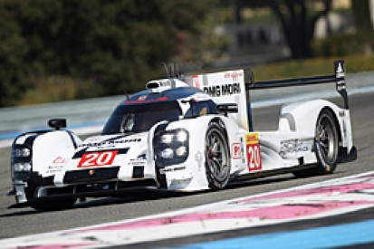 Paul Ricard WEC test: Porsche on the pace right behind Audi