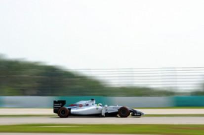 Malaysian GP: Felipe Massa fears Williams could slip back