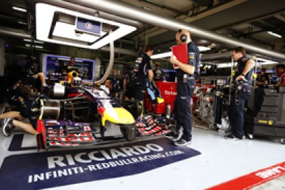 FIA won't change fuel-flow policing amid Red Bull exclusion row