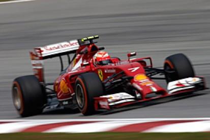 Malaysian GP: Raikkonen sees progress with F1 car issues
