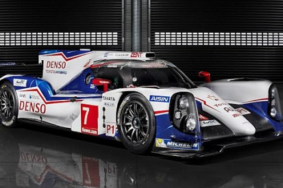 New Toyota LMP1 WEC car close to 1000bhp