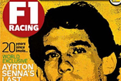 Ayrton Senna's last interview revealed in new issue of F1 Racing
