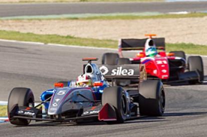 Pietro Fantin fastest on final day of FR3.5 testing at Jerez