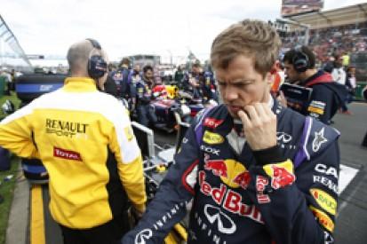 Sebastian Vettel slams 2014 Formula 1 engine sound