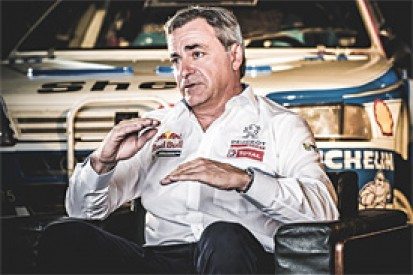 Peugeot signs Sainz, Despres for Dakar comeback in 2015