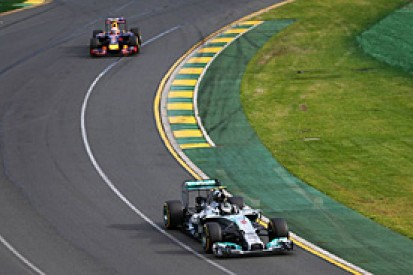 Nico Rosberg says new style of racing good for F1