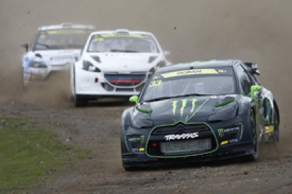 AUTOSPORT title sponsor for World Rallycross round at Lydden Hill