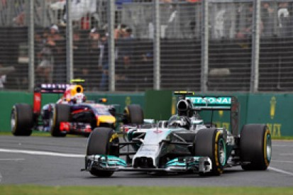 Mercedes F1 team wary of Red Bull threat after Australia resurgence