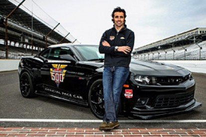 Dario Franchitti to drive pace car during 2014 Indianapolis 500