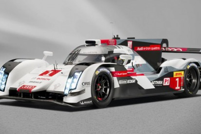 Audi abandons F1-style hybrid system on 2014 R18 WEC challenger