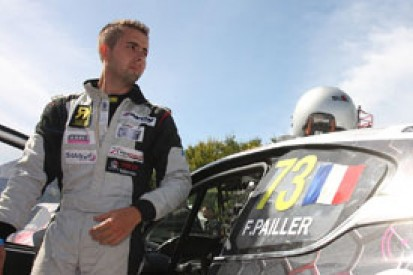 Fabien Pailler to contest British and French 2014 World RX rounds