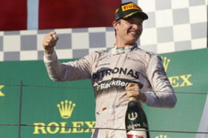 Rosberg: Mercedes must not let up despite early gap to F1 rivals