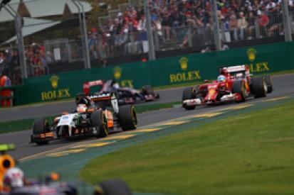 2014 Formula 1 cars set for 'big steps' forward in pace