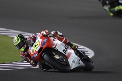 Qatar MotoGP: Cal Crutchlow's Ducati hampered by electronics