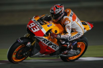 Qatar MotoGP: Marc Marquez downplays his chances of taking victory