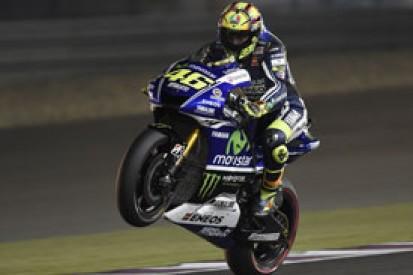 Qatar MotoGP: Valentino Rossi says starting 10th deceptive