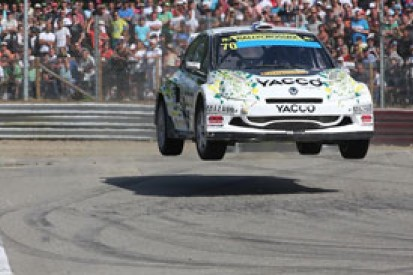 Jerome Grosset-Janin to contest Euro RX and home World RX round