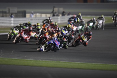 Qatar MotoGP: Jorge Lorenzo accepts blame for crash