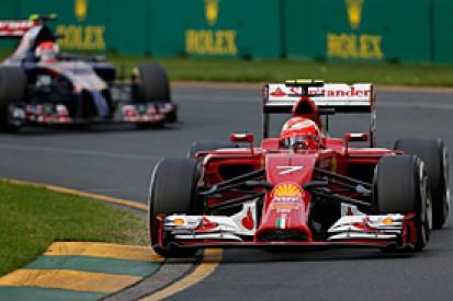 Ferrari: no need for finger-pointing over slow start to F1 season