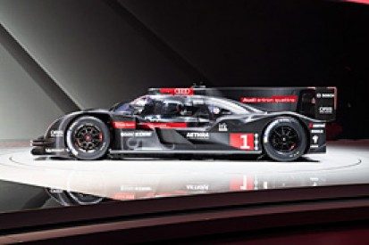 Audi to unveil R18 e-tron quattro livery in Le Mans next week
