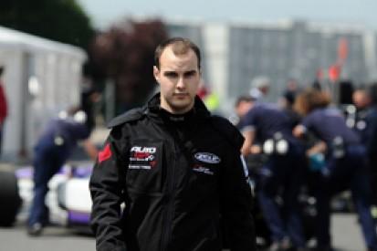 Tamas Pal Kiss stays on with Zele for 2014 Auto GP season