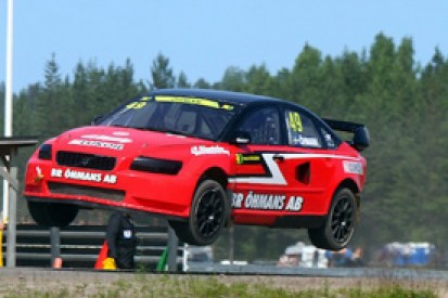 Mats Ohman forms two-car team for European Rallycross Championship