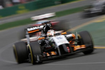 Force India has 'work to do' to close gap to F1 2014 rivals