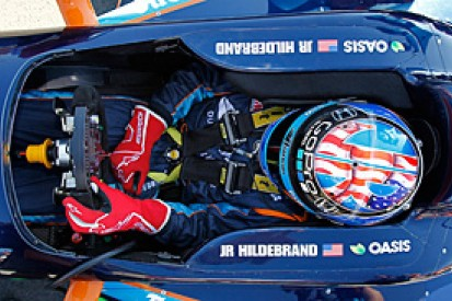 JR Hildebrand secures Indy 500 drive with Ed Carpenter Racing