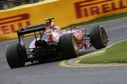Raikkonen: brake-by-wire system at root of early Ferrari F1 issues