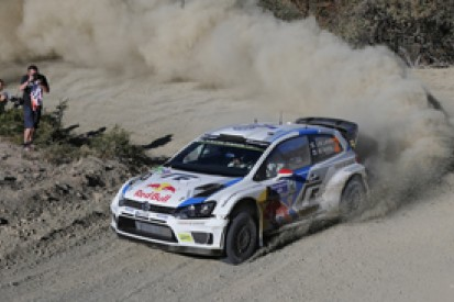 VW plans early debut for 2015 Polo World Rally Car