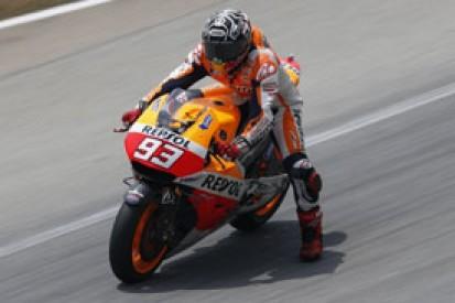 Marquez: talk of winning 2014 MotoGP opener foolish given injuries