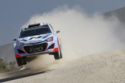 Hyundai: engine upgrades for i20 WRC will be in second half of 2014
