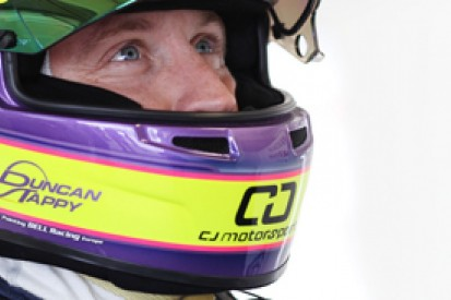 Bentley poised to pick Duncan Tappy for Blancpain Endurance Series