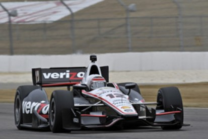 Barber IndyCar test: Power pips Wilson to top spot on final day